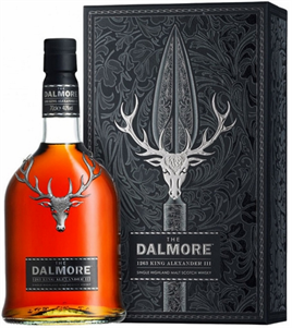 The Dalmore Scotch Single Malt King Alexander Iii